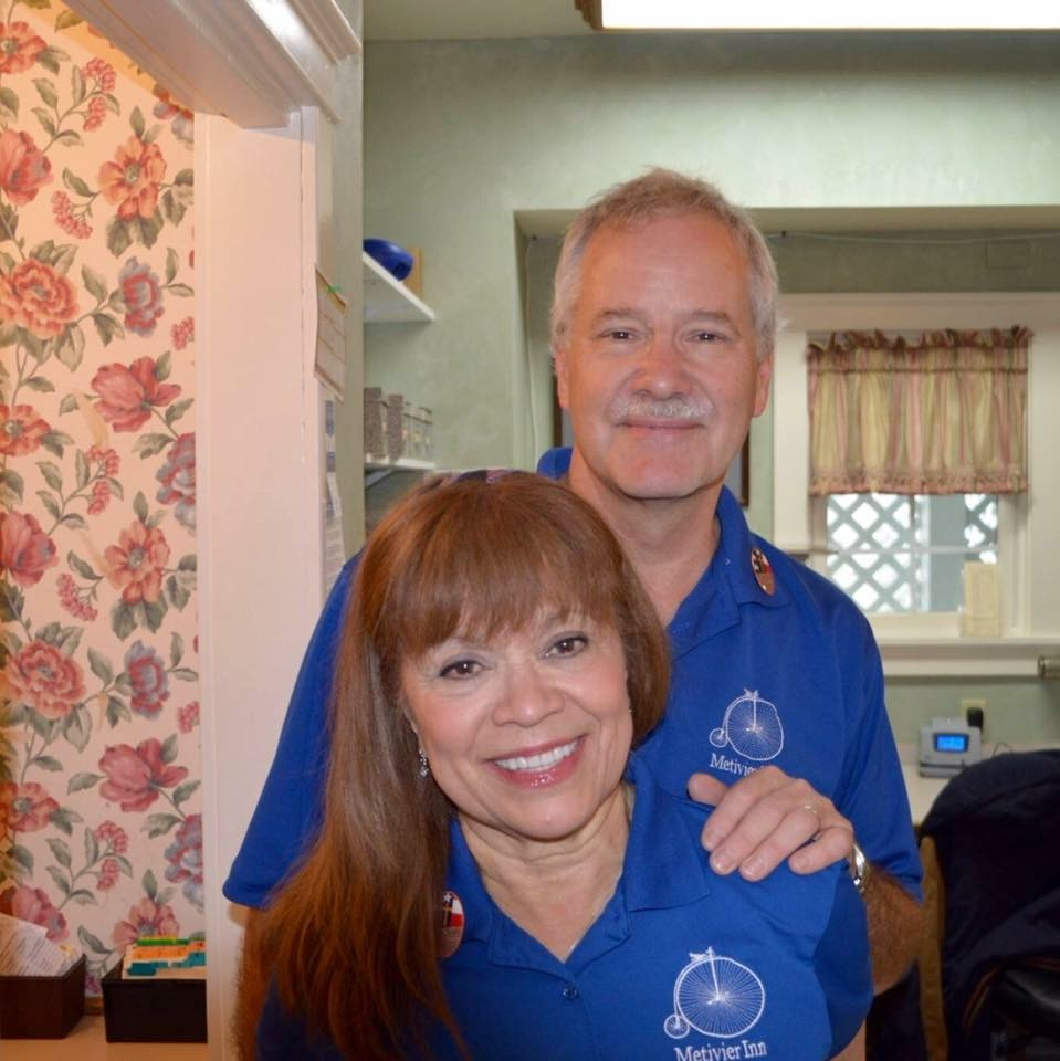 Dave and Blanca Prentler, Innkeepers